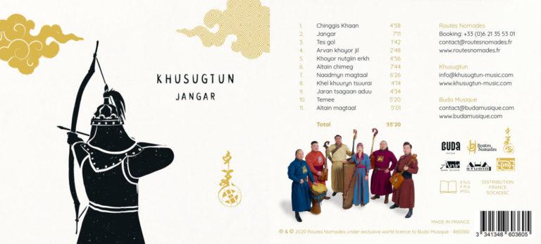 "Khusugtun's ""Jangar"", 6 months in the media!"